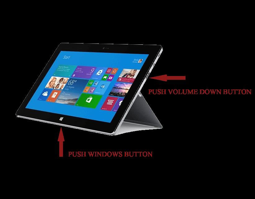Screenshot Maken Tablet Surface Hoe Maak Je Een Screenshot Leer
